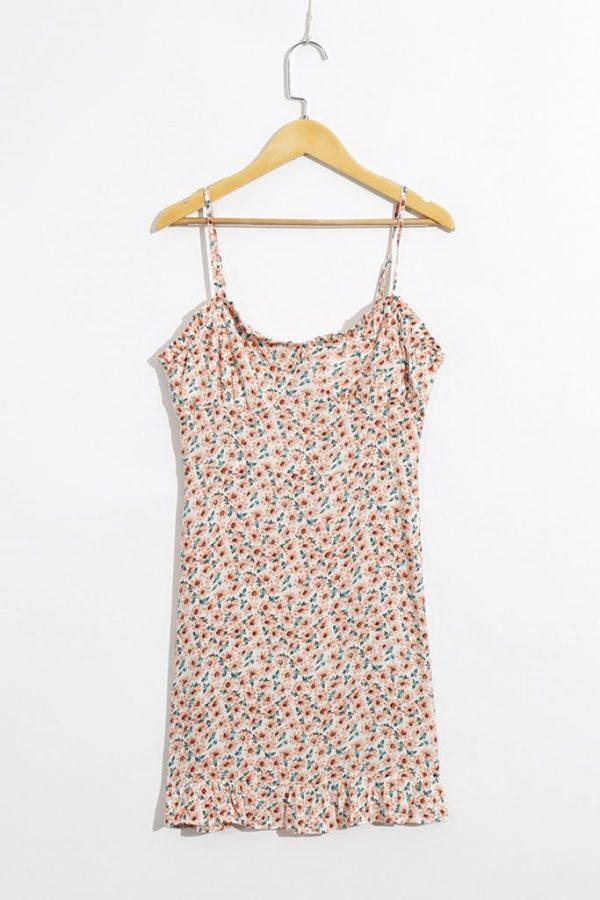 THE MOODSS Ronan Mini Dress-3