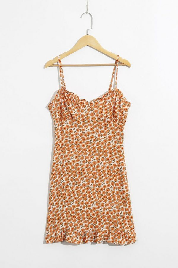 THE MOODSS Ronan Mini Dress-4