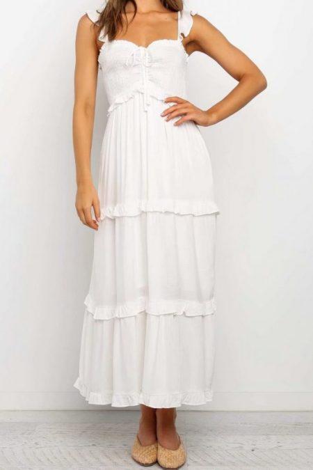 THE MOODSS Aeliana Maxi Dress-1
