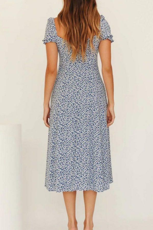 THE MOODSS Alizeh Maxi Dress-2