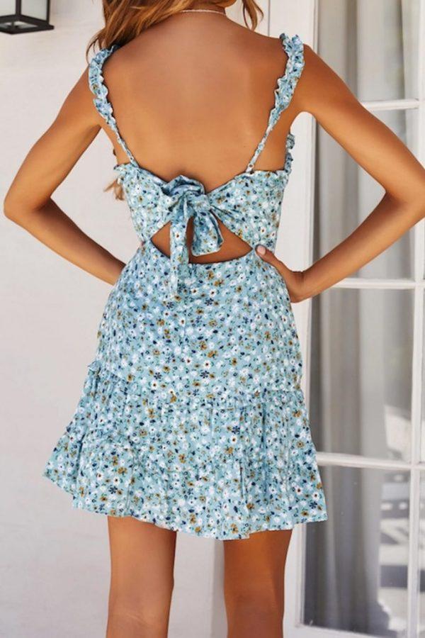 THE MOODSS Alma Mini Dress-1