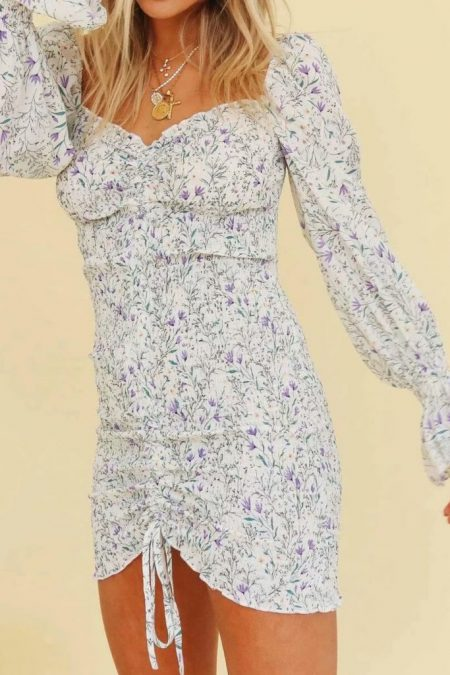 THE MOODSS Betty Mini Dress-1