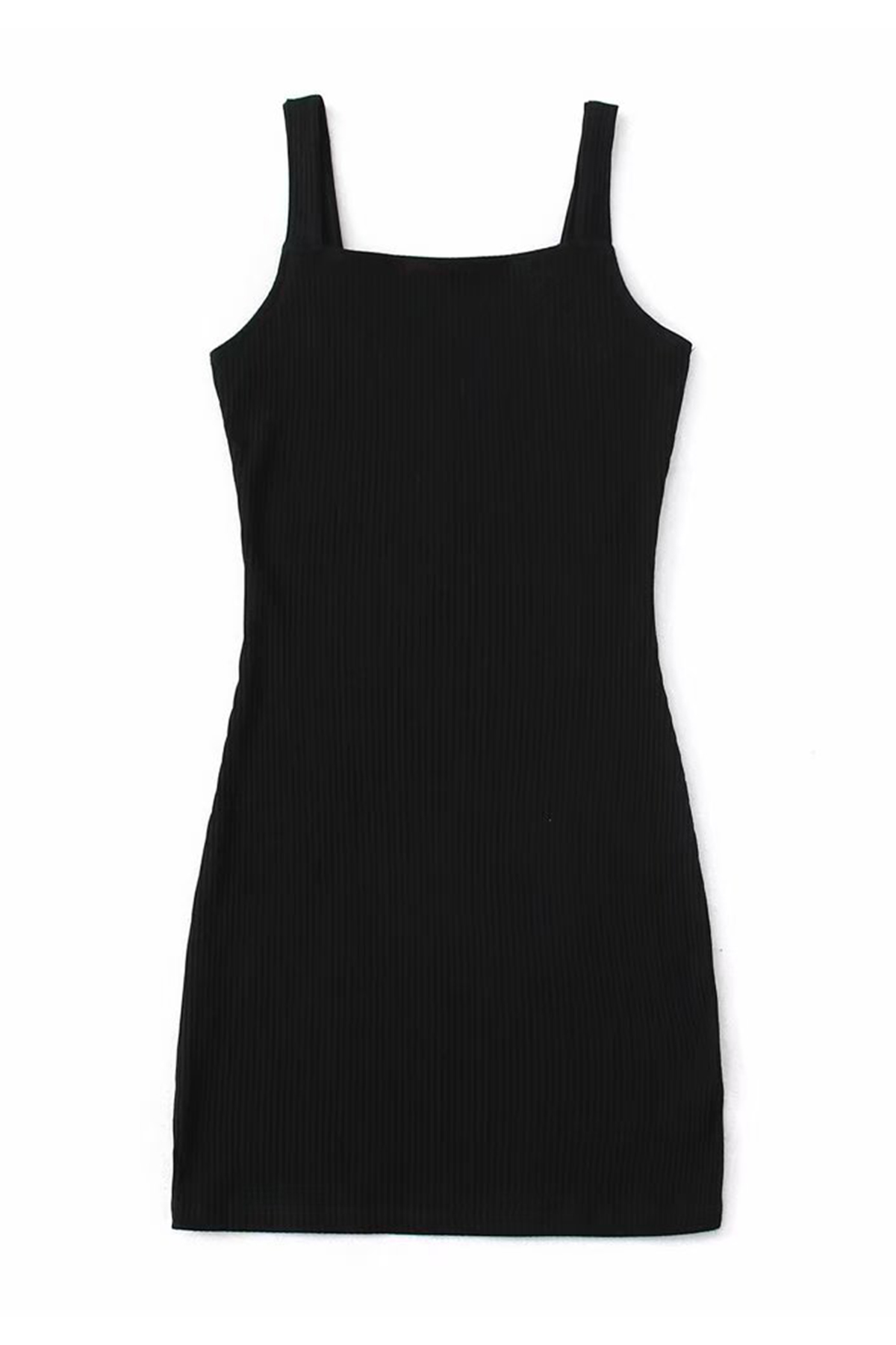 THE MOODSS Chester Mini Dress-1