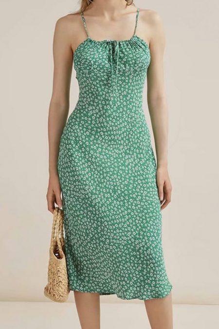 THE MOODSS Dulcia Midi Dress-1