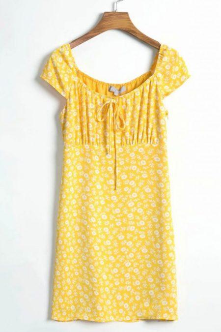 THE MOODSS Hana Mini Dress-1