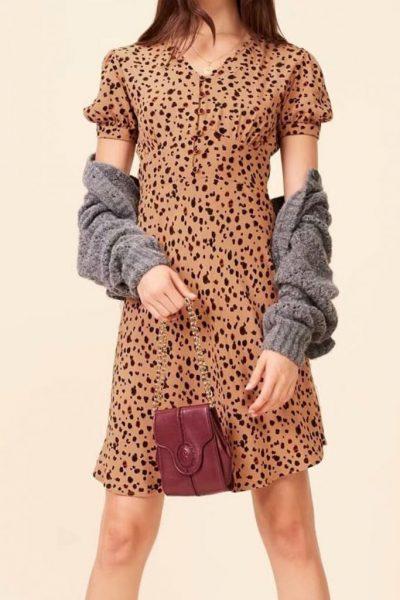 Leia Mini Dress