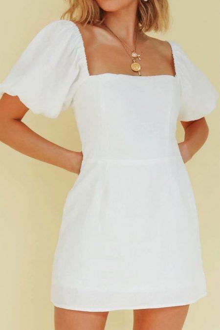 THE MOODSS Marisol Mini Dress-1