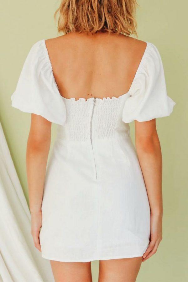 THE MOODSS Marisol Mini Dress-2