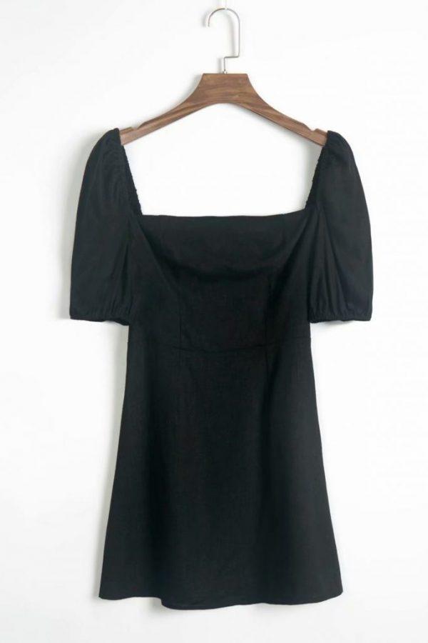 THE MOODSS Marisol Mini Dress-6