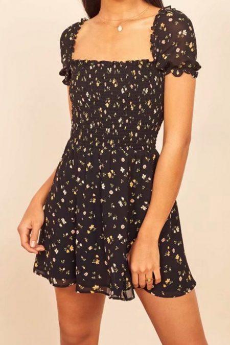 THE MOODSS Marley Mini Dress-1