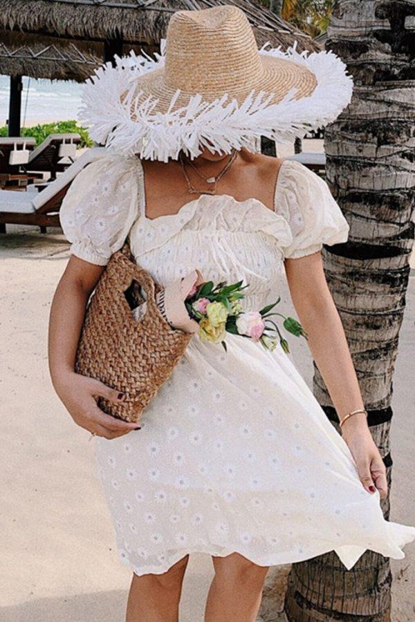 THE MOODSS Odysseus Mini Dress-1