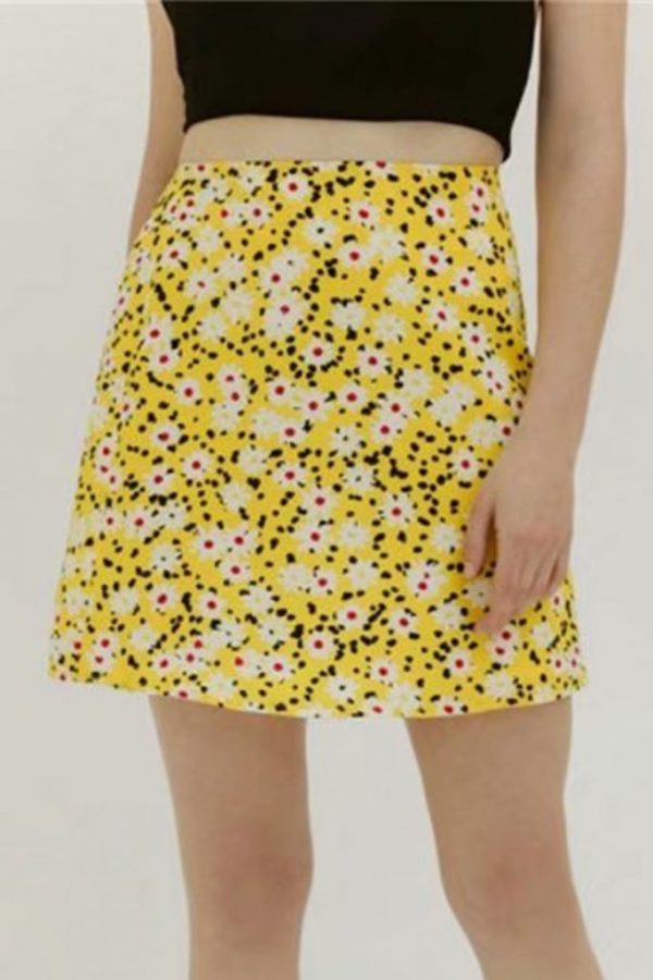 THE MOODSS Septima Skirt-1