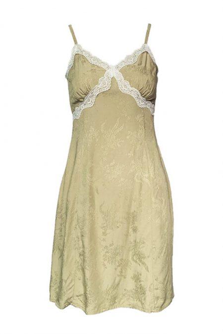 THE MOODSS Wilbur Mini Dress-1