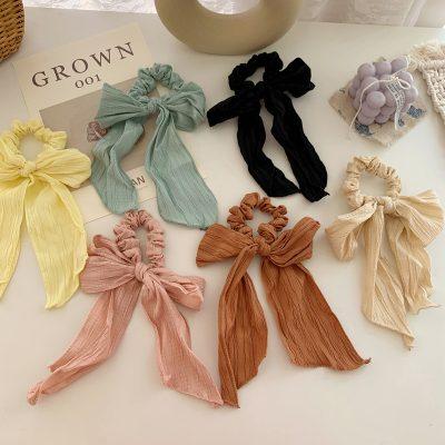 Dahlia Scrunchie In 8 Colors