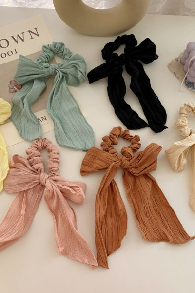 Dahlia Scrunchie In 8 Colors