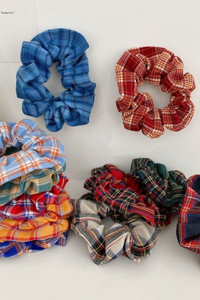 Maeve Scrunchie In 11 Color