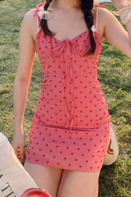 THE MOODSS Nisha Mini Dress-2