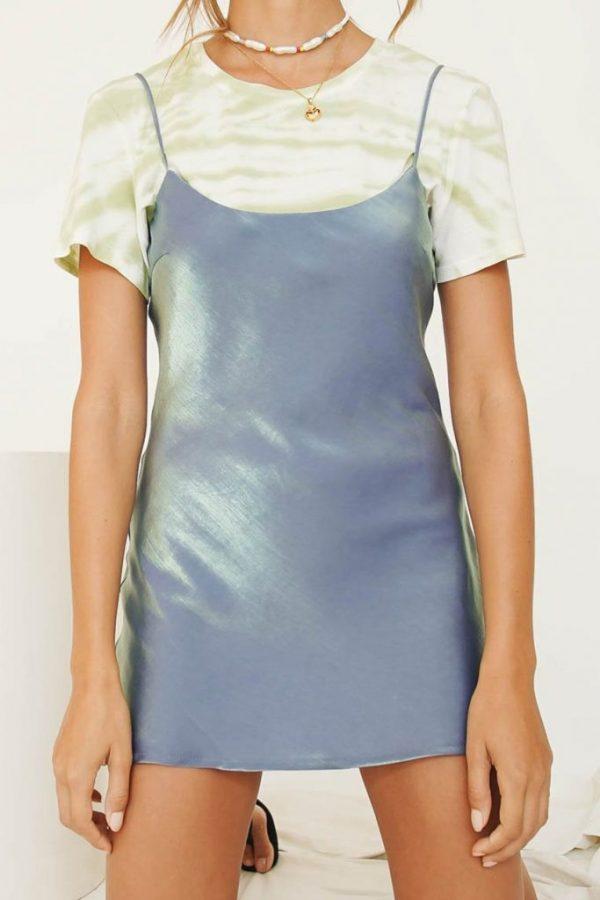 THE MOODSS Zinnia Mini Dress-11