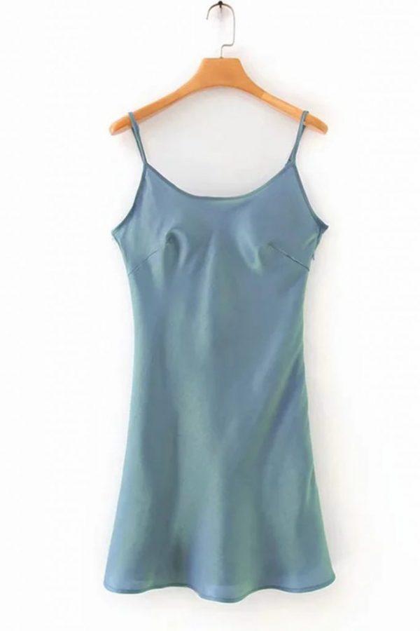 THE MOODSS Zinnia Mini Dress-3