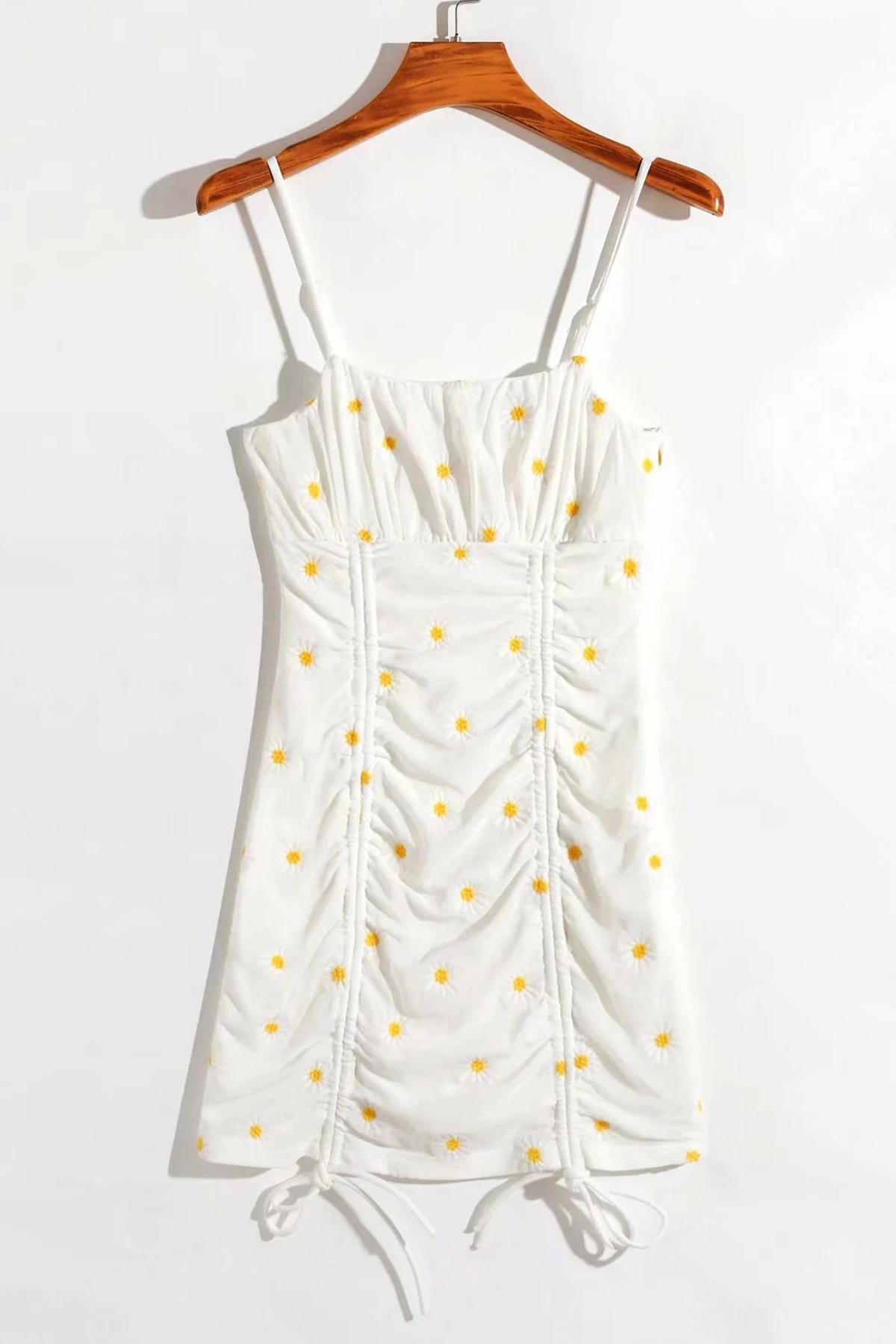 THE MOODSS Atticus Mini Dress-1