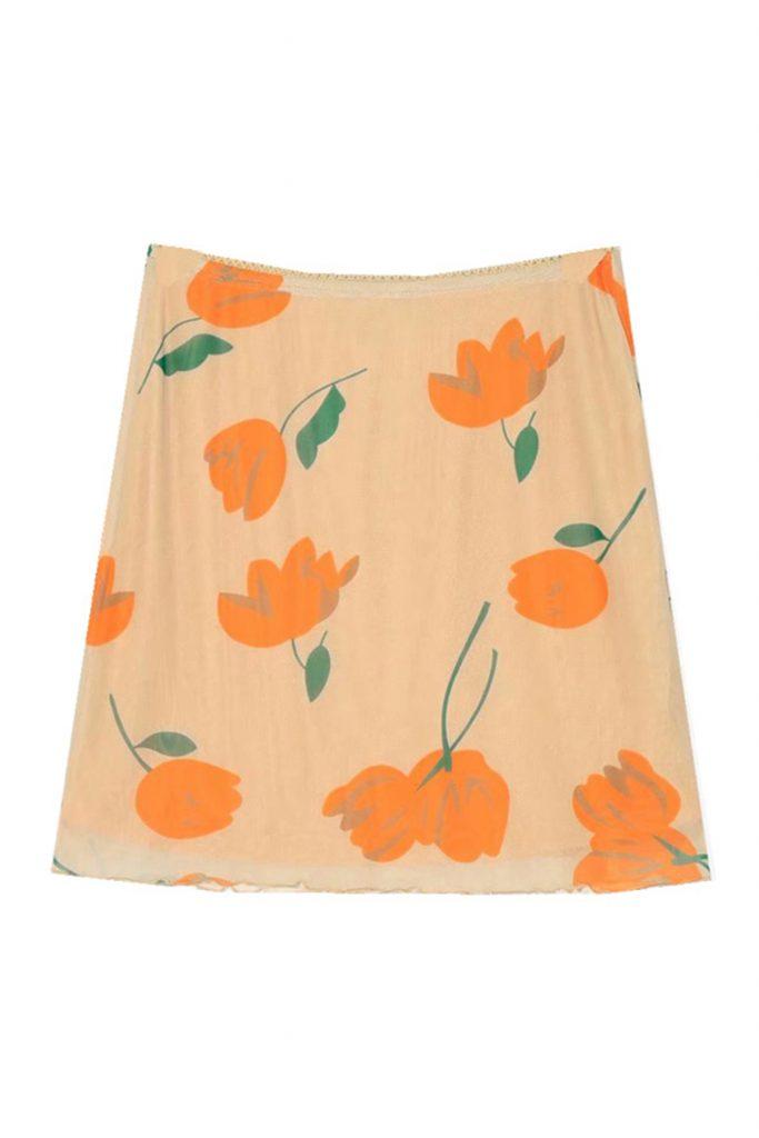 THE MOODSS Azriel Skirt-1