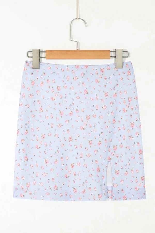 THE MOODSS Denise Skirt-2
