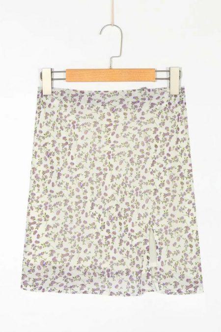 THE MOODSS Faye Skirt-1