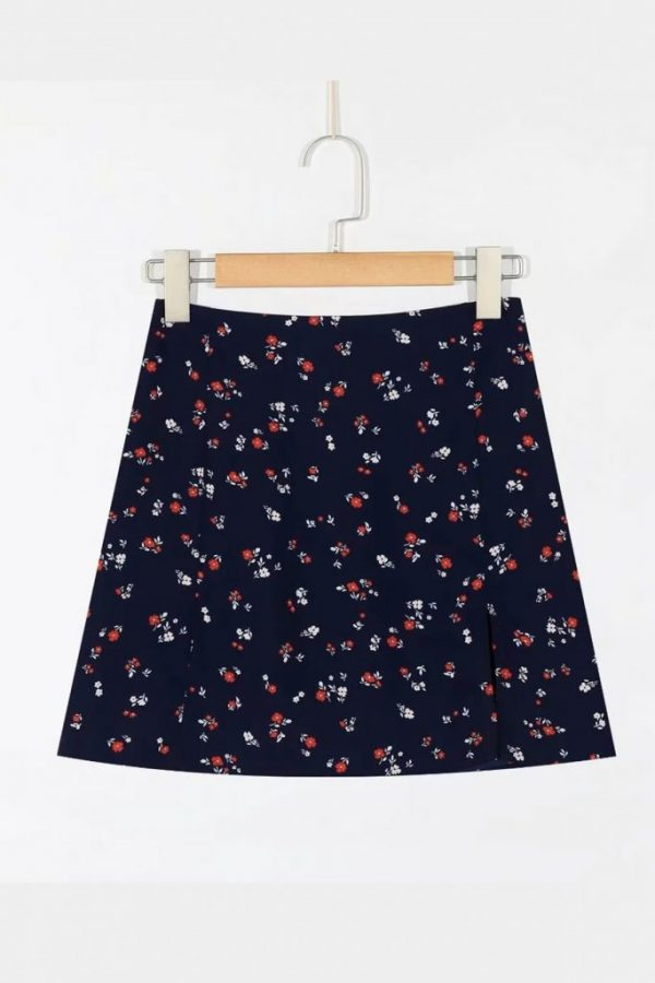 THE MOODSS Greta Skirt-4