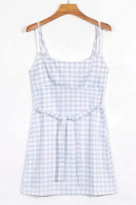 THE MOODSS Hamish Mini Dress-1