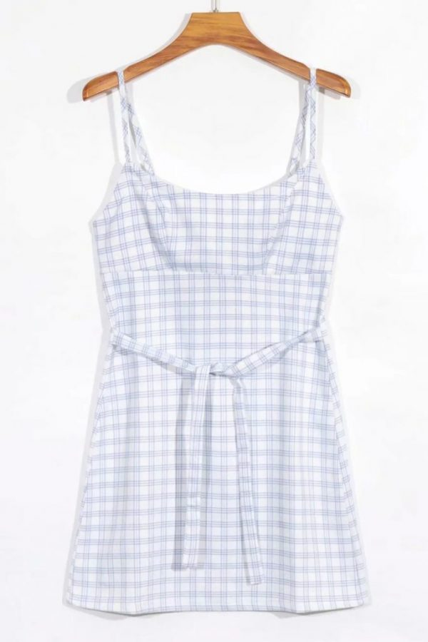 THE MOODSS Hamish Mini Dress-1