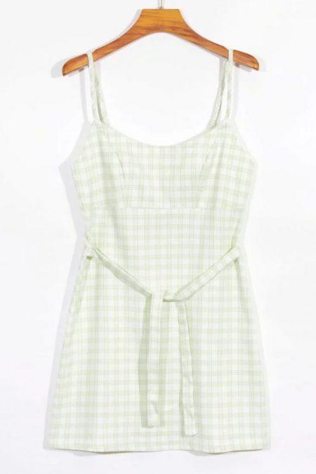 THE MOODSS Hamish Mini Dress-2