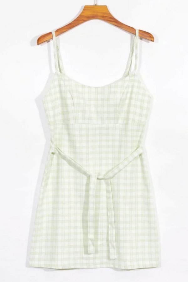 THE MOODSS Hamish Mini Dress-2