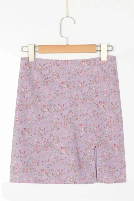 THE MOODSS Lucifer Skirt-1