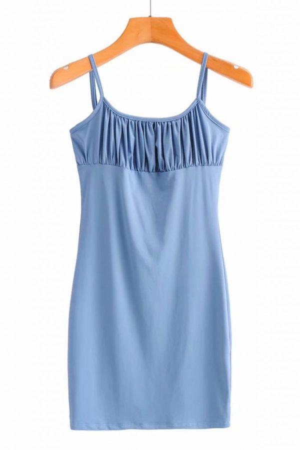 THE MOODSS Quinn Mini Dress-2