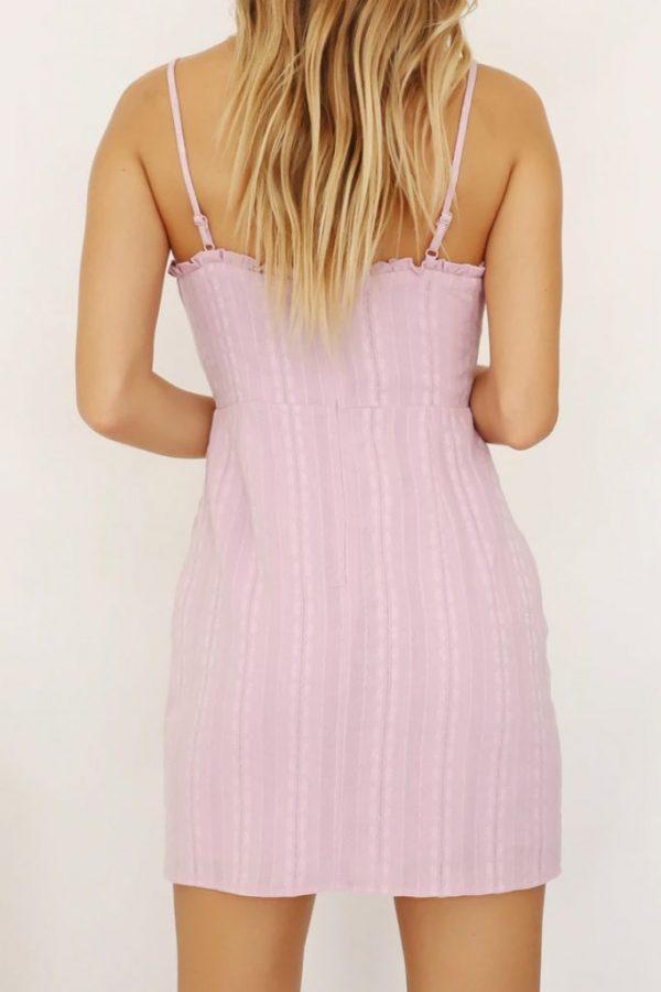 THE MOODSS Sasha Mini Dress-2