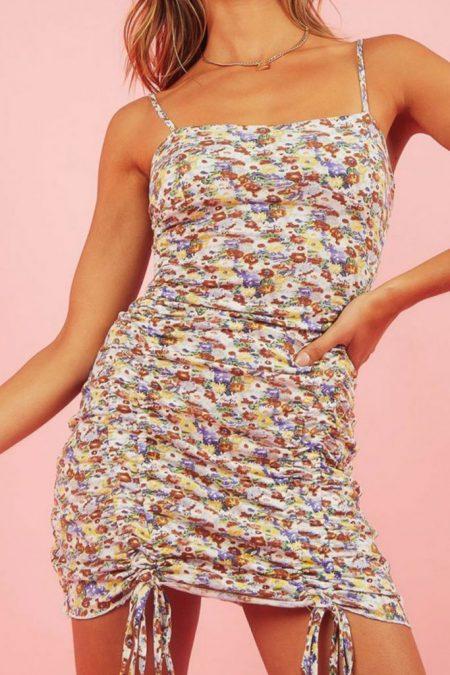 THE MOODSS Tallulah Mini Dress-1
