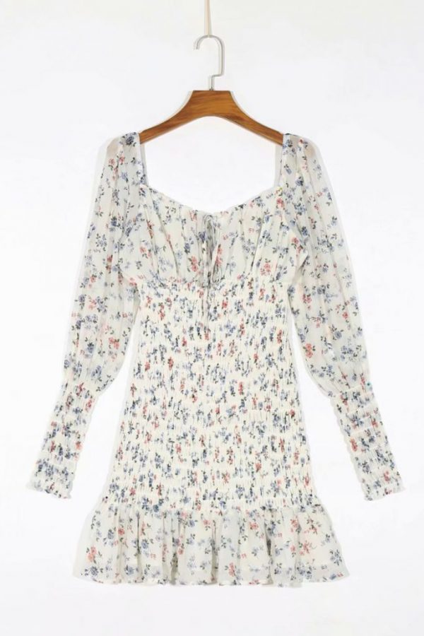 THE MOODSS Zachary Mini Dress-3