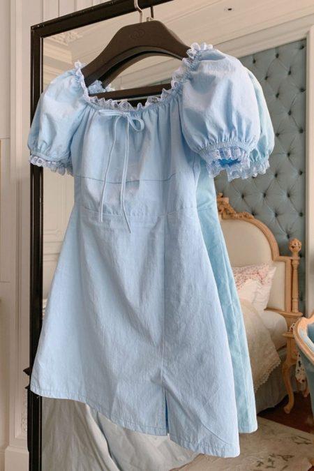 THE MOODSS Malcolm Mini Dress-1