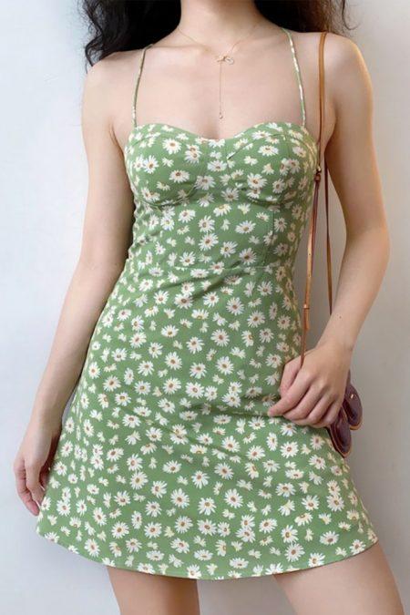 THE MOODSS Mika Mini Dress-1