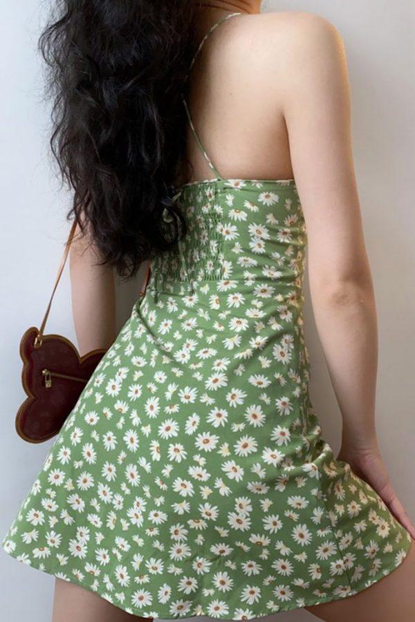THE MOODSS Mika Mini Dress-3