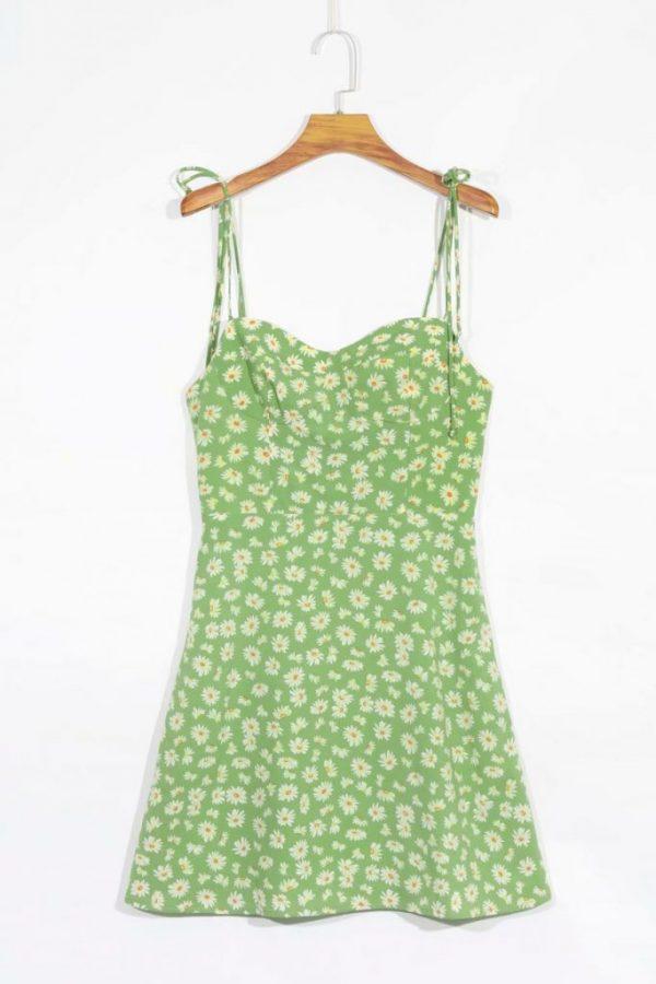 THE MOODSS Mika Mini Dress-4