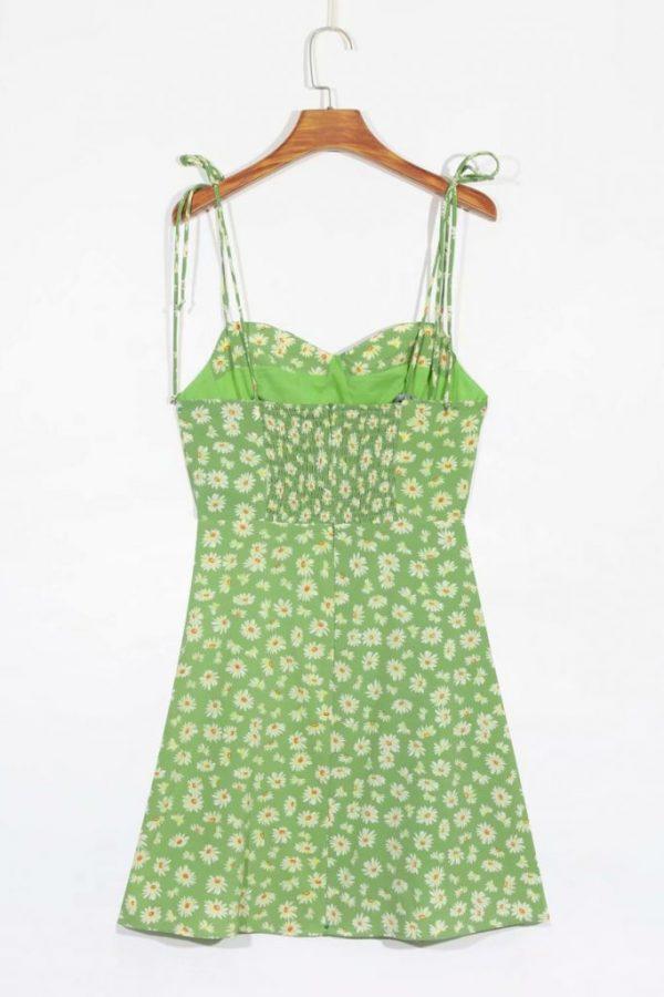 THE MOODSS Mika Mini Dress-5