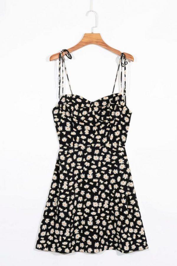 THE MOODSS Mika Mini Dress-6