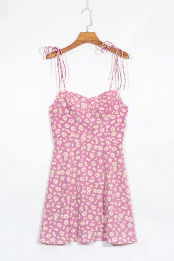 THE MOODSS Mika Mini Dress-7