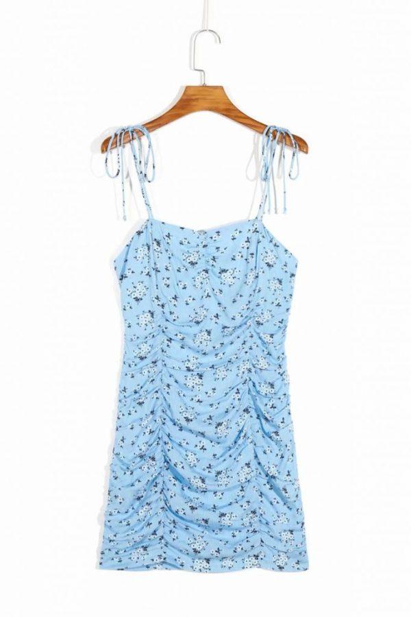 THE MOODSS Nell Mini Dress-3