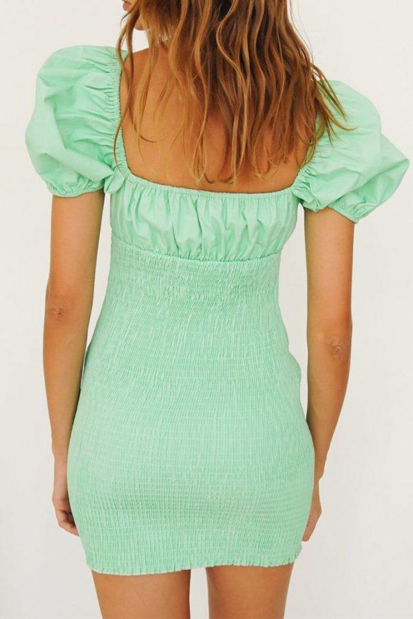 THE MOODSS Preston Mini Dress-3