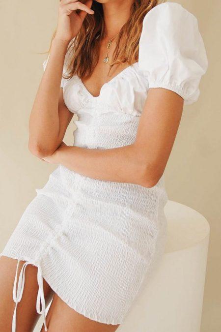 THE MOODSS Preston Mini Dress-4