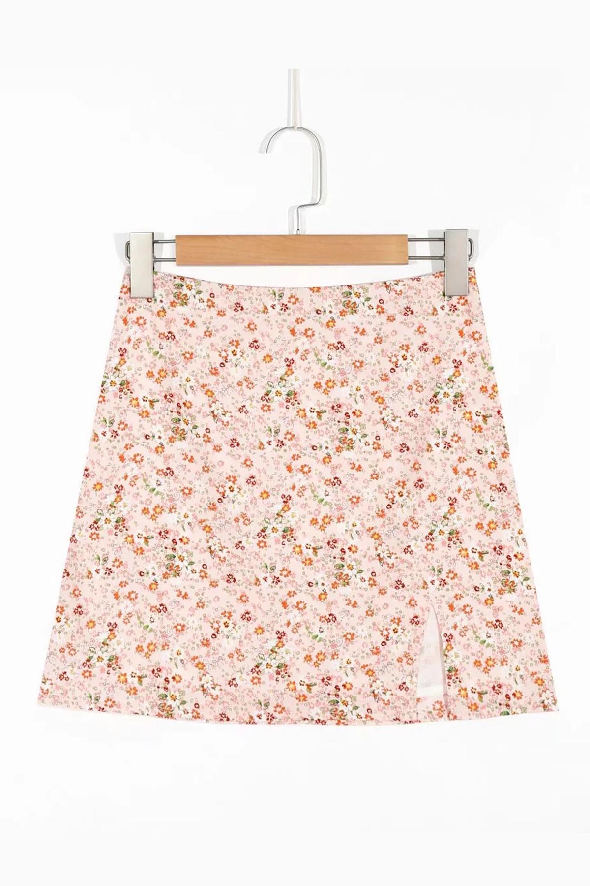 THE MOODSS Allegra Skirt-1