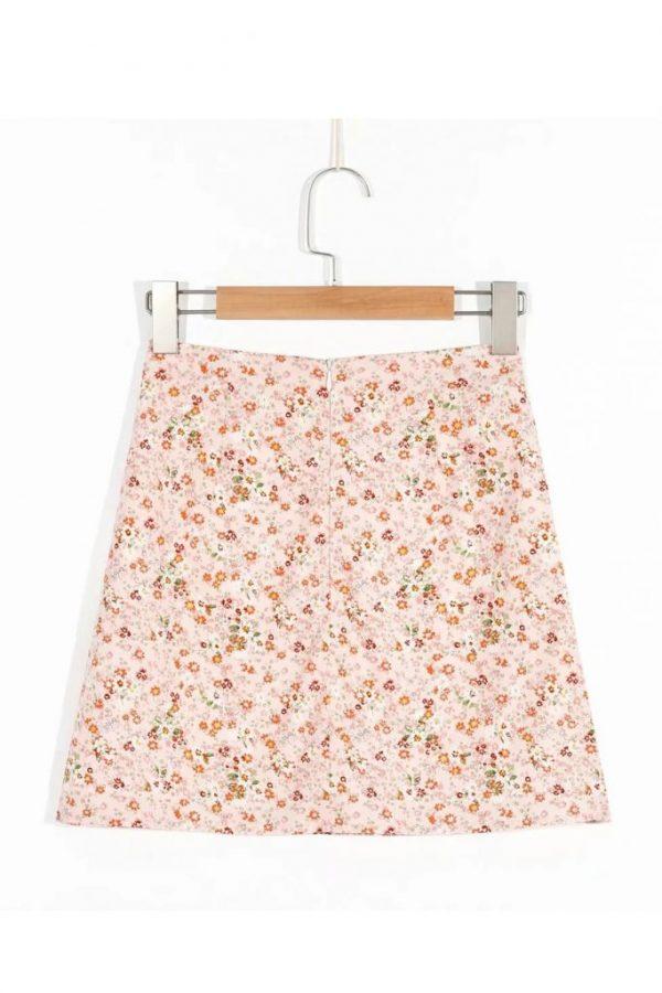 THE MOODSS Allegra Skirt-2
