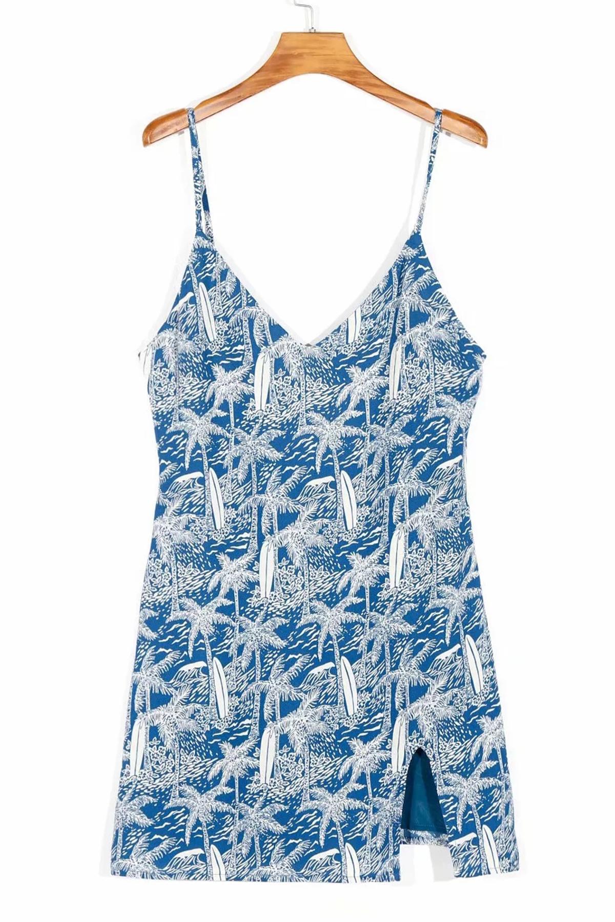 THE MOODSS Brogan Mini Dress-1
